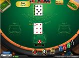 3 Hand Blackjack $5-$500
