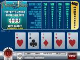 Aces and Faces Video Poker Single Hand