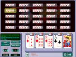 5 Aces 25 Hand Video Poker