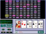 Aces and Eight 100hand video poker