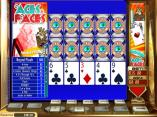 2-4 Hand Aces and Faces Video Poker