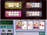 All American Four Hand Video Poker