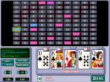 All American 100 Hand Video Poker