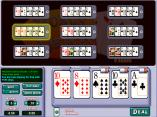 Bonus Deuces Nine Hand Video Poker