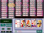 Bonus Flush 50 Hand Video Poker